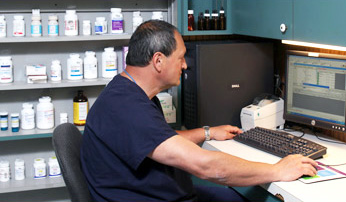 Our In-House and On-Line Pharmacies